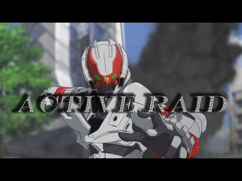 Active Raid: Kidou Kyoushuushitsu Dai Hakkei TV Anime 2016 English Sub
