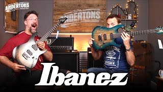 ibanez rgix20 guitars sexy limited edition 2016 models