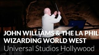 John Williams & The Los Angeles Philharmonic at The Wizarding World of Harry Potter