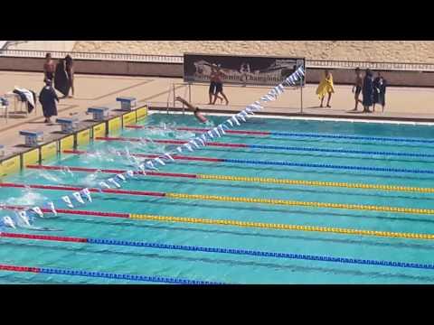 50M Free style Cairo Zone Summer 2016