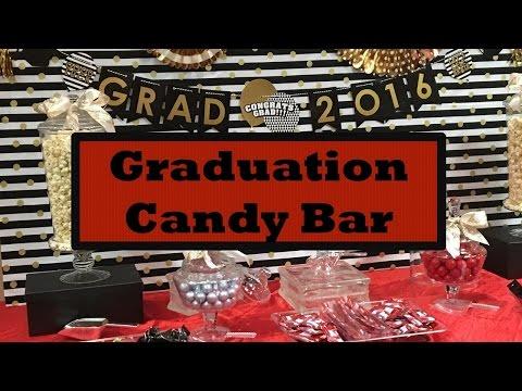 high-school-graduation-party-ideas-+-candy-bar