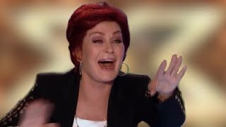 Gambar cover SHARON OSBOURNE'S FUNNIEST MOMENTS - LAUGHS & MORE!