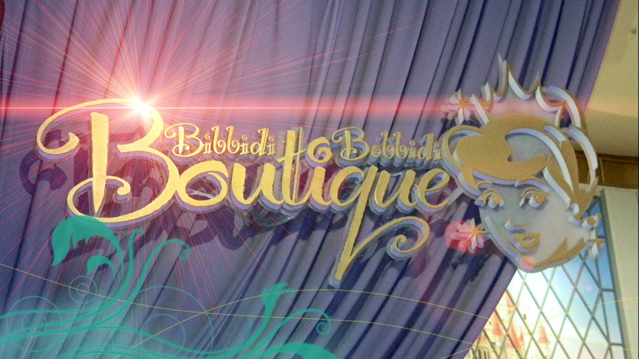 Bibbidi bobbidi boutique princess jesenice makeover for World boutique