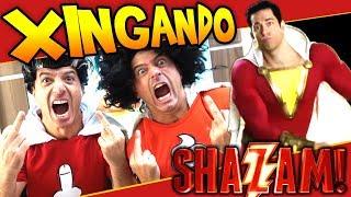 🎬 XINGANDO Shazam - O FILME - Irmãos Piologo Filmes