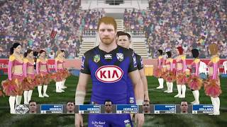 Rugby League Live 4 Gameplay