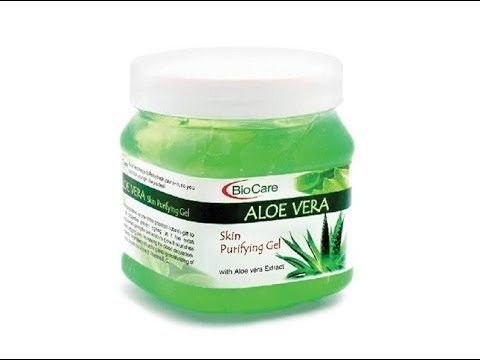 Biocare Skin Purifying Aloevera Gel Review | Beauty Express