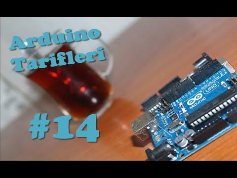 Arduino Tarifleri #14 - Switch Case Yapısı / LRT (720p)