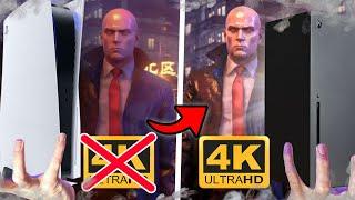 Xbox Series X Corre a 4K, pero PS5 NO (este juego luce INCREÍBLE) Comparativa de Gráficos y Potencia