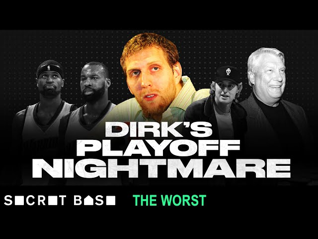Dirk Nowitzki's worst playoff game spoiled his MVP season and had people questioning his legacy