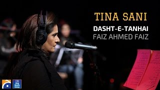 Download Hindi Video Songs - Tina Sani - Dasht-e-Tanhai | Faiz International Festival 2016