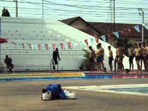 สอบว่ายน้ำ 25 เมตร นายสิบทหารบก 2556