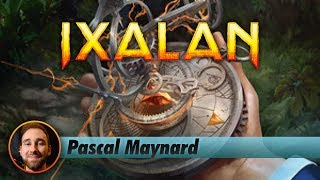 Channel PMayne - Ixalan Draft #3