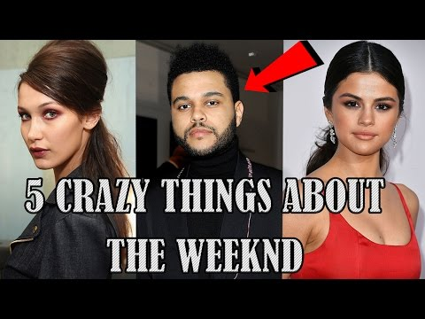 5 Things You Didn't Know About The Weeknd(NAV-Some Way ft.The Weeknd)