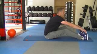 Exercices Mal de dos - Etirements des chaînes musculaires – stretching et assouplissement
