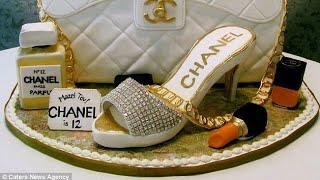 Самые красивые и необычные торты в мире.