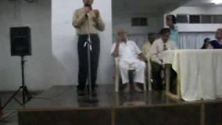 dr pavan kumar vote of thanks at hira ratan manek hindi lecture