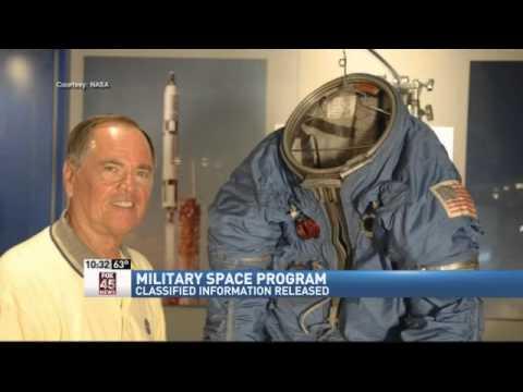 Astronauts Discuss Secret Military Space Station Spy ...