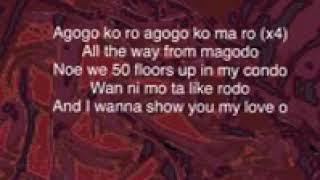 Davido like dat paroles (lyrics)