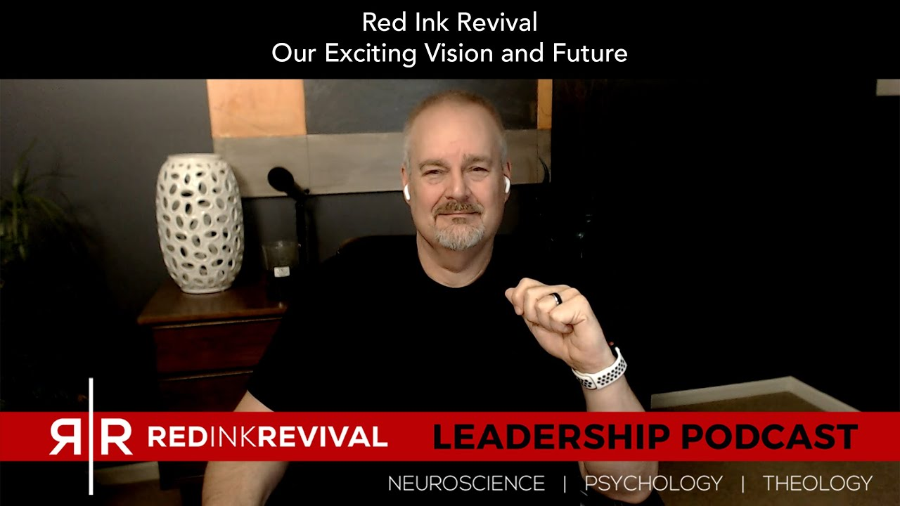 82. Red Ink Revival: Our Exciting Vision and Future