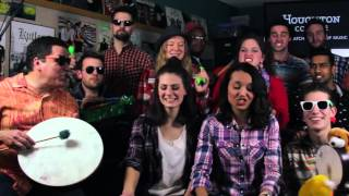 "Jimmy Fallon Roots inspired, Houghton College: ""Shut Up and Dance"" Mashup (w/ Classroom Instruments)"