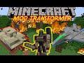 Мод Трансформеры / Transformers Mod для minecraft 1.7.10