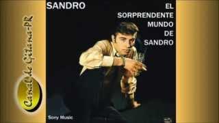 El Sorprendente mundo de Sandro!!!  Audio (17 Temas)