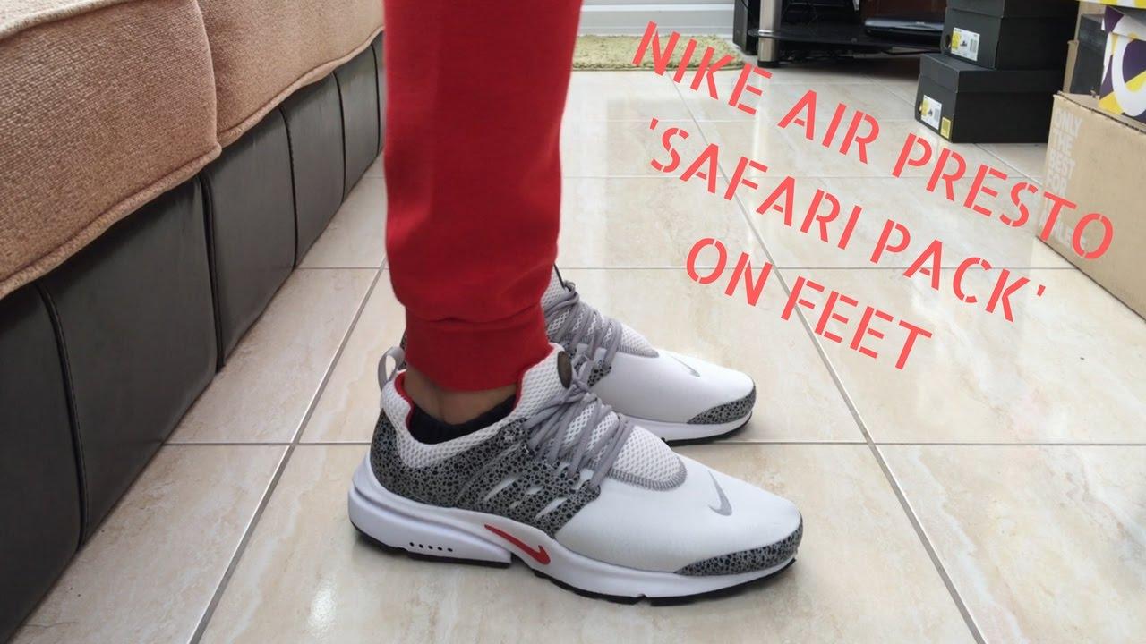 Nike Air Presto Safari Review