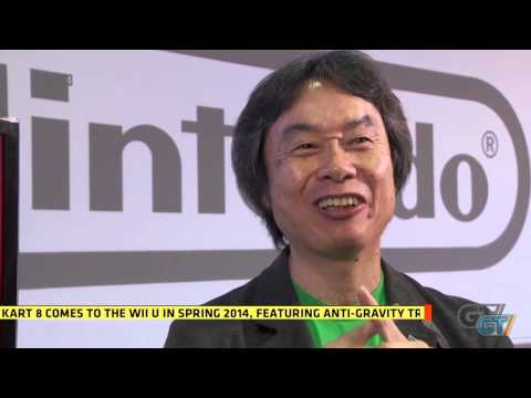 Nintendo - E3 2013: Miyamoto Speaks! - YouTube