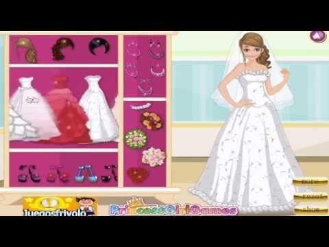 Принцесса Анна, подготовка к свадьбе ♥ Anna Marry Kristoff ♥   игра для детей