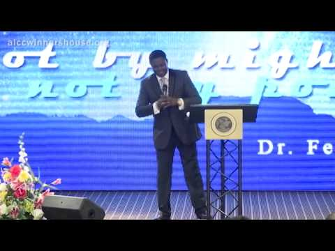 Not by might not by power - Dr. Festus Adeyeye