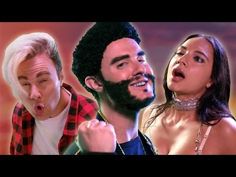 "The Weeknd - ""I Feel It Coming"" PARODY"