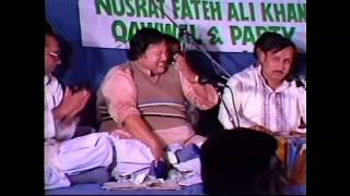 Yeh Na Poocho Ke Hum Kya - Ustad Nusrat Fateh Ali Khan - OSA Official HD Video