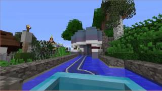 Minecraft StoryBook Cannal Boats! DRAWING AND CONTEST! INFO!