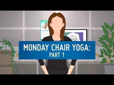 Chair Yoga - Part 1 | Destress Monday
