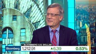 JPMorgan's Glassman Isn't Worried About U.S. Economy Overheating