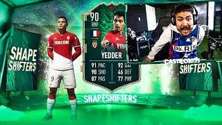 OMG I PACKED SHAPESHIFTER BEN YEDDER!! FIFA 20