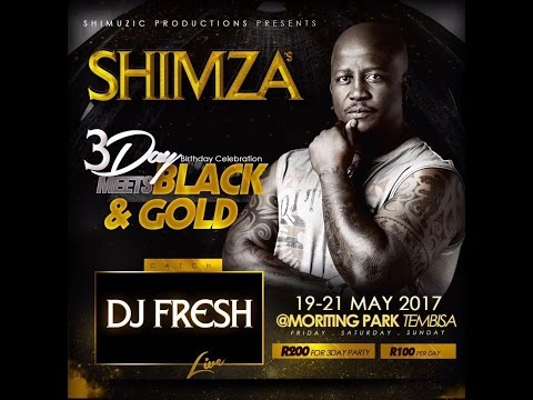 Dj Fresh live from Shimza's 3DayParty On BestBeatsTv