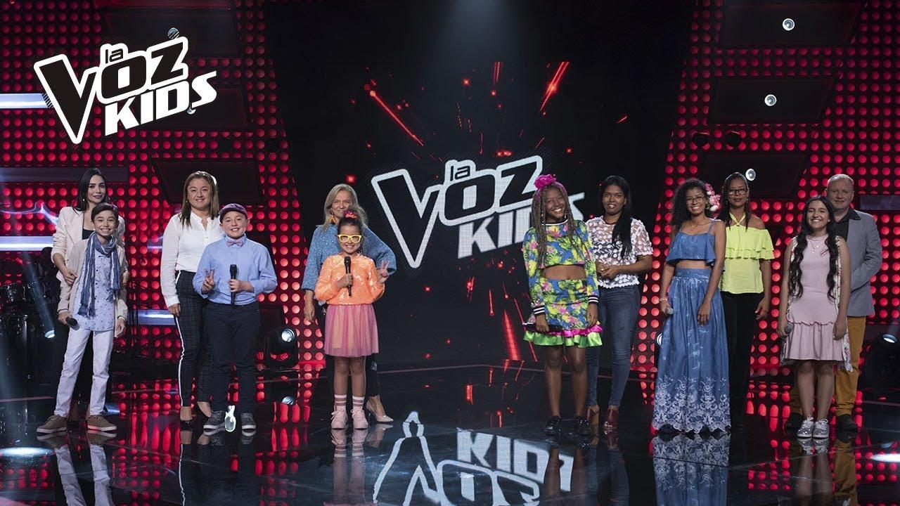 Víctor Swing Canta Rebelión Rescates La Voz Kids Colombia 2018 Youtube