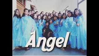 Angel dance.. Choreography by Vicky dance factory   2018 ANNUAL FUNCTION