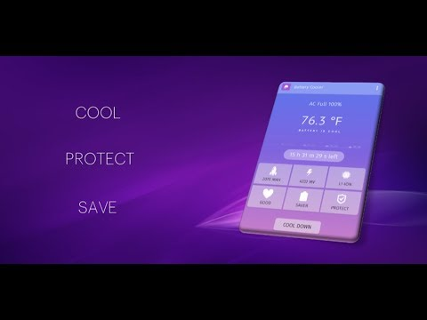 Battery: Cooler, protector, repair and safe Charge - Apps on
