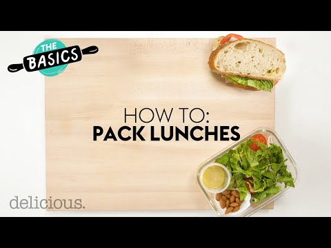 Pack A Lunch That Packs A Punch!