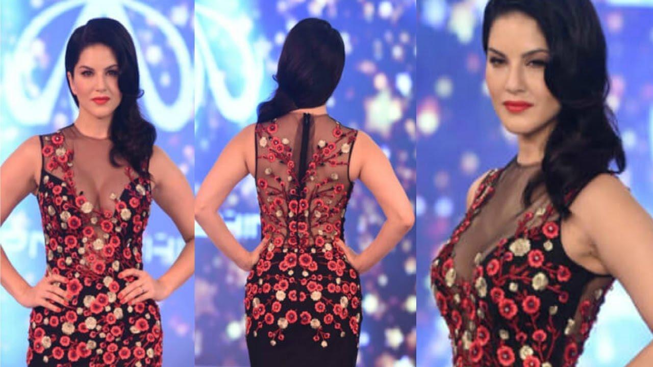 0ae4364b59 Sunny Leone Walks The Ramp For India Beach Fashion Week 2017 Goa ...