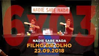 NADIE SABE NADA - (6x03): Filho do olho
