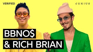 """Download bbno$ & Rich Brian """"edamame"""" Official Lyrics & Meaning   Verified"""