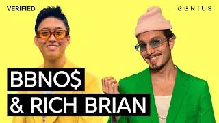 Download Mp3 bbno Rich Brian edamame Lyrics Meaning Verified