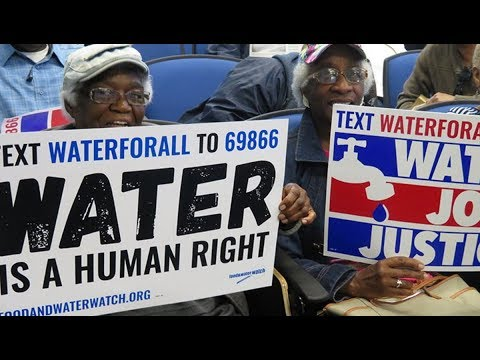 A Chicago Alderman Introduced A Water Affordability Ordinance. Does Baltimore Need One Too?