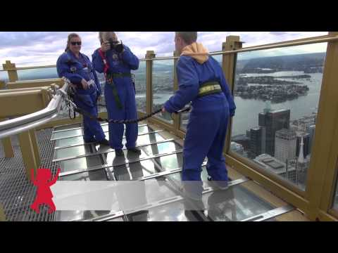 Kids View: The Sydney Tower Eye & SKYWALK (Insider Tips From Local Kids)