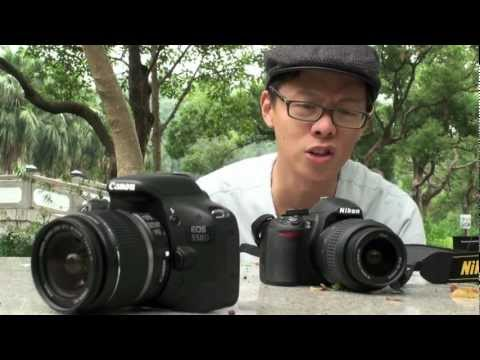 Canon 550D против