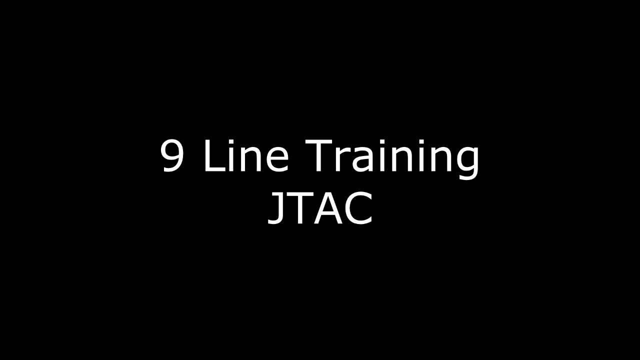 graphic relating to 9 Line Medevac Card Printable identified as 9 line JTAC Radio Working out