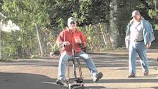 Motorized Bar Stool | Garage Fun Ideas For Men | Electrical Racing Bar Stool | Drink And Drive